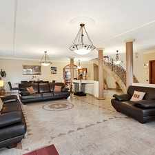 Rental info for Opulent living in the heart of Five Dock