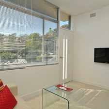 Rental info for CHIC INNER CITY UNIT! in the Newcastle area