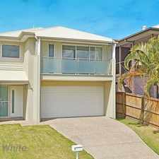 Rental info for Stunning and Spacious 4 Bedroom Home In Padua Precint in the Brisbane area