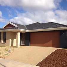 Rental info for Stunning New Home in Mildura in the Mildura area
