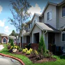 Rental info for Woodlands of Beaumont