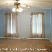 Rental info for 2407 Parrish Street