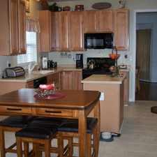 Rental info for Charming 4 bedroom, 3.50 bath. Single Car Garage!