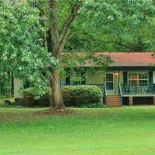 Rental info for Beatiful single story home in apex