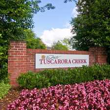 Rental info for Tuscarora Creek