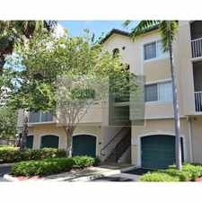 Rental info for 7420 Northwest 4th Street in the Plantation area