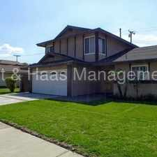 Rental info for Wonderful 2 Story Carson Home in Prime Location! in the Carson area