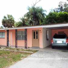 Rental info for 3816 Seminole Avenue