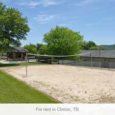 Rental info for 2 bedrooms Apartment - Nestled in a quiet setting in beautiful Anderson County.