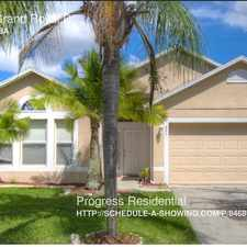 Rental info for 421 Grand Royal Dr in the Winter Garden area