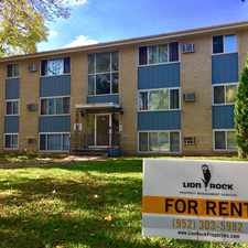 Rental info for 5734 Sander Drive #7 in the Wenonah area