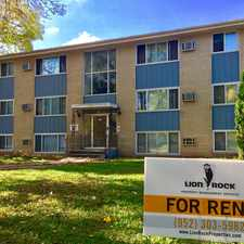 Rental info for 5734 Sander Drive #5 in the Wenonah area