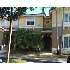 Rental info for 8834 West Flagler Street #6 in the Fountainebleau area