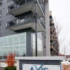 Rental info for The Axis in the Plymouth area