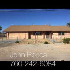 Rental info for 13860 Navarro Drive