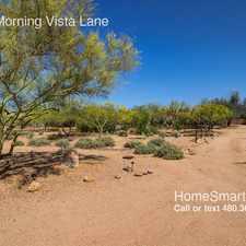 Rental info for 6116 E Morning Vista Lane