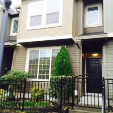Rental info for $1725 3 bedroom Townhouse in Beaverton in the Beaverton area