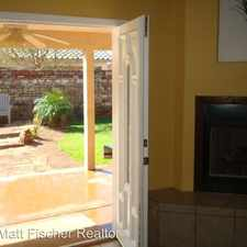 Rental info for 10201 E 37th Street in the Fortuna Foothills area