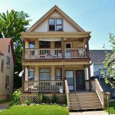 Rental info for 628 W Wilson St