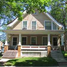 Rental info for 1132 Mound St in the Greenbush area