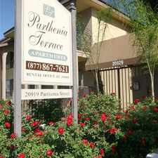 Rental info for Parthenia Terrace