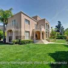 Rental info for 810 S Sunset Canyon Dr