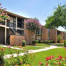 Rental info for Siena Courtyards in the Houston area
