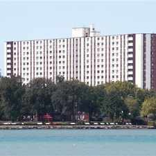Rental info for River Towers