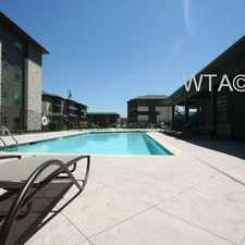 Rental info for Braker & 35 in the North Lamar area