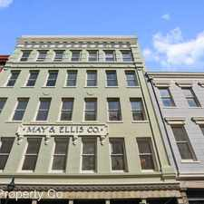 Rental info for 221 Chartres St.