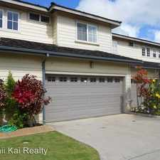Rental info for 580 Lunalilo Home Road
