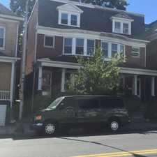 Rental info for 732 Northampton Street