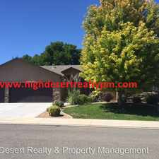 Rental info for 539 Lucas Ct
