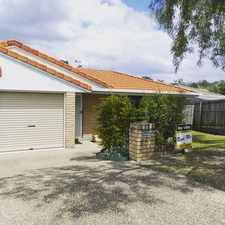 Rental info for DOOLANDELLA - WELL PRESENTED 3 BED. 1 BATH. DBL LUG. in the Inala area