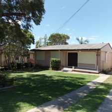 Rental info for Neat Family Home in the Lake Illawarra area