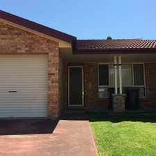 Rental info for Neat 2 bedroom unit in the Singleton area