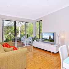 Rental info for RIVERFRONT SECRET SANCTUARY WATERFRONT LIVING [DEPOSIT TAKEN] in the Lindfield area