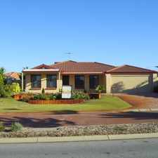 Rental info for LARGE FAMILY HOME ... in the Perth area
