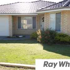 Rental info for Under Application - More Properties Wanted Urgently Call Nicole 0412 879 634 in the Australind area