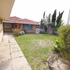 Rental info for *******************TWO WEEKS RENT FREE***************************** in the Nollamara area