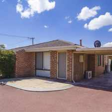 Rental info for THE VILLA WITH VARIETY ! in the Queens Park area