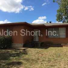Rental info for 3 Bedroom, 2 Bath Home Brick Home in Oak Cliff in the Five Mile Creek area