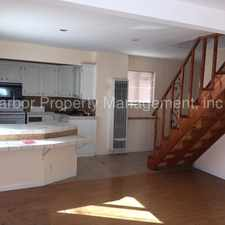 Rental info for 1423 256th Street West in the Harbor City area