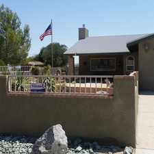 Rental info for 3 bedrooms House - Beautiful home on 3 lots. Single Car Garage!