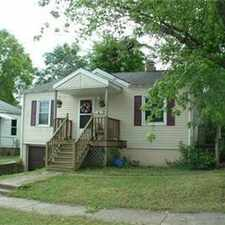Rental info for Bright Rolla, 2 bedroom, 1 bath for rent. $650/mo