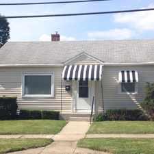 Rental info for Cozy 3 bedroom in quiet neighborhood with convenient location.