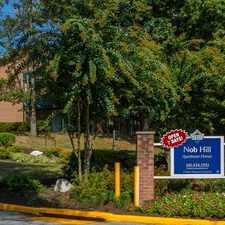 Rental info for Nob Hill Apartments in the Langley Park area