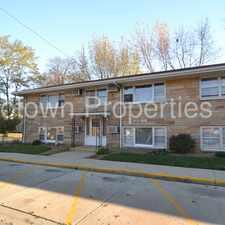 Rental info for Perfect 2 Bedroom Apartment in Wilmington