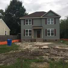 Rental info for 2533 Dexter St. in the South Norfolk area