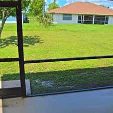 Rental info for 522 SE 24th Ave Cape Coral